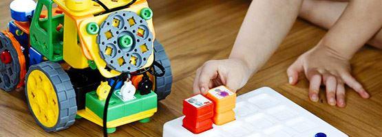 ROBOROBO - Lắp ráp và Lập trình robot thông minh