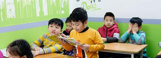 OLYMPIA - Tiếng Anh tốt nhất cho trẻ từ 4 đến 14 tuổi