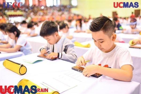 Cuộc thi HSG quốc gia UCMAS - Nơi hội tụ hơn 1500 nhân tài đất Việt trên khắp cả nước
