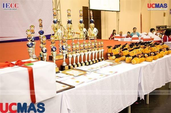 Cuộc thi cấp chứng chỉ Quốc tế UCMAS IGE 2019 ngày 31/03/2019