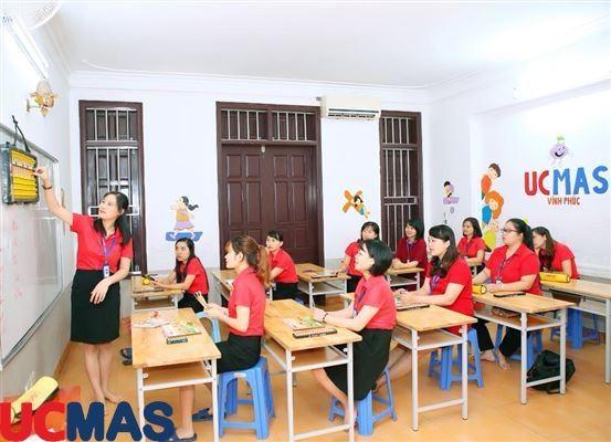 UCMAS Vĩnh Phúc - Những dấu mốc quan trọng đánh dấu sự phát triển
