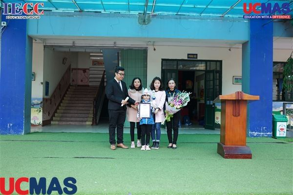Vinh danh HSGQT 2019 - Trường Tiểu Học Thị Trấn Phùng - tháng 01.2020