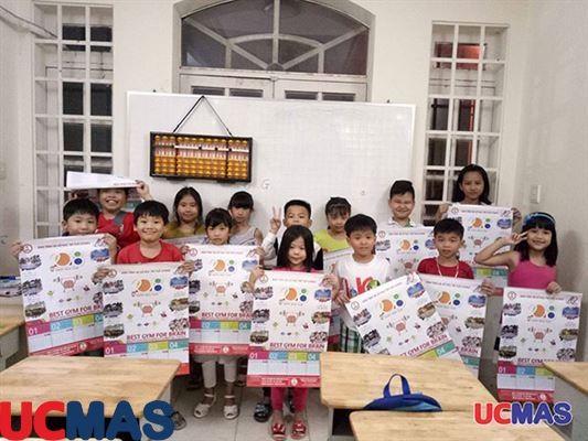 Trung tâm UCMAS khu vực Đồng Nai