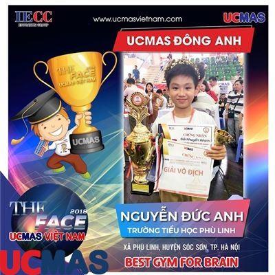 Nguyễn Đức Anh - Trường Tiểu học Phù Linh - UCMAS Đông Anh