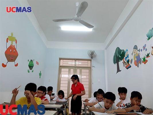 Hệ thống trung tâm UCMAS Thành phố Hồ Chí Minh