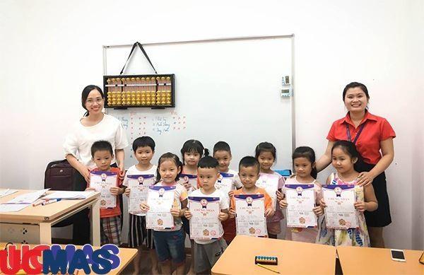 Trung tâm UCMAS Dương Nội