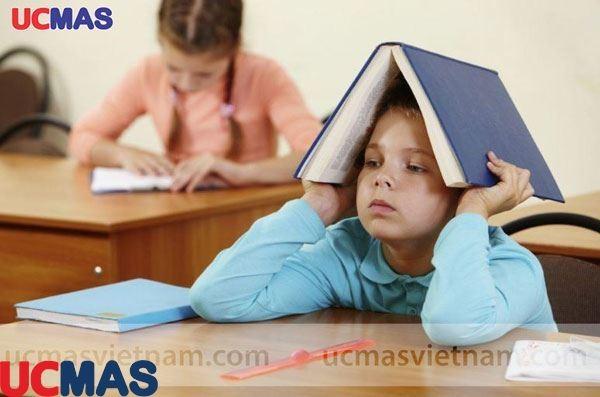 Bệnh mất tập trung ở trẻ em