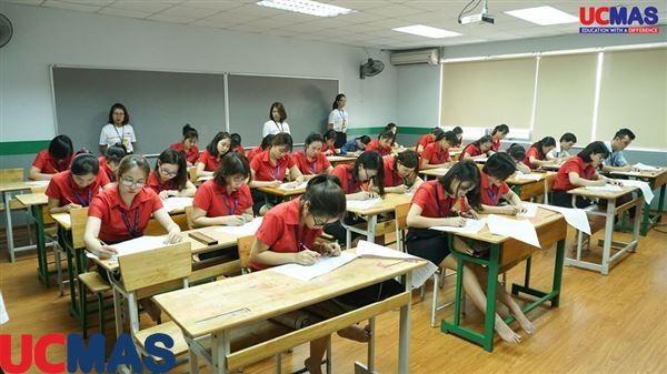 [UCMAS 2019] Sát hạch định kỳ giáo viên UCMAS chất lượng cao