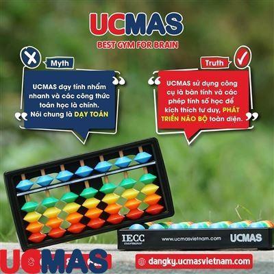 UCMAS và chiếc bàn tính gảy - Công cụ để kích thích phát triển tư duy cho trẻ