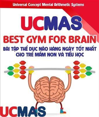 """Tập thể dục tốt nhất cho não bộ của bé – chương trình """"bàn tính và số học trí tuệ"""" UCMAS"""