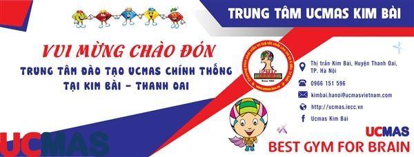 Tin vui tháng 1! Chào mừng trung tâm mới gia nhập hệ thống: UCMAS Kim Bài