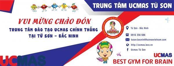 Tin vui tháng 2! Chào mừng trung tâm thứ 135 gia nhập hệ thống: UCMAS Từ Sơn - Bắc Ninh