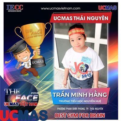 Trần Minh Hằng - Trường Tiểu Học Nguyễn Huệ - UCMAS Thái Nguyên