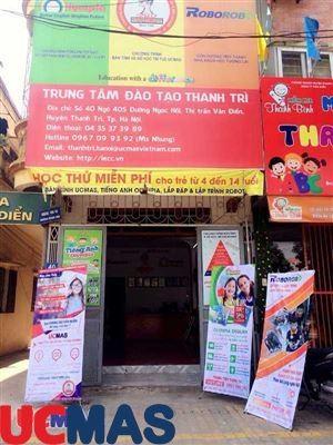 Trung tâm UCMAS Thanh Trì