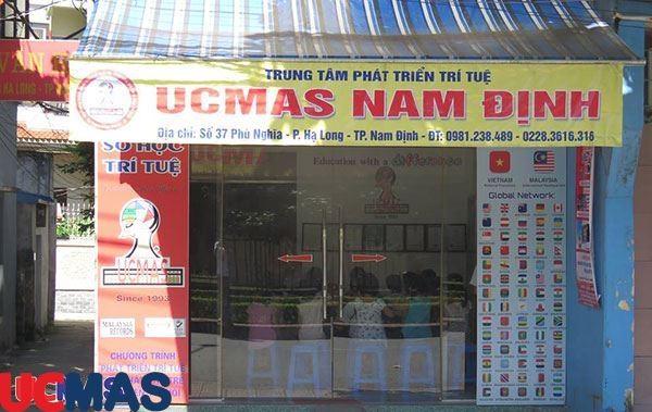 Hệ thống trung tâm UCMAS khu vực Nam Định