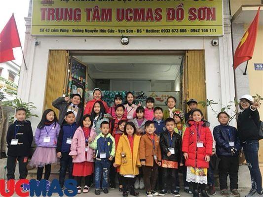 Trung tâm UCMAS Đồ Sơn