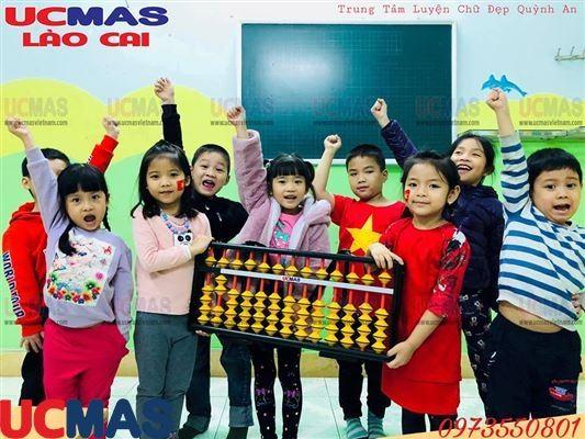 Vấn đề vi phạm bản quyền UCMAS tại TP Lào Cai