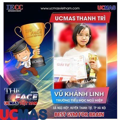 Vũ Khánh Linh - Trường Tiểu học Ngũ Hiệp - UCMAS Thanh Trì