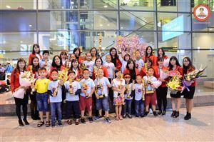 10-11.12.2017 Cuộc thi HSG Quốc tế lần thứ 22 tai Genting - Malaysia