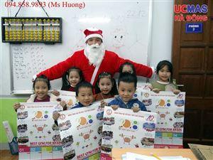 Noel - UCMAS Việt Nam 2017