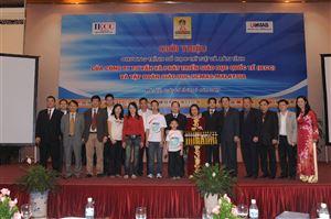 26.03.2009 - Lễ ra mắt chương trình UCMAS tại Hà Nội