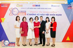 31.10.2018 - Lễ kỉ niệm 10 năm thành lập Công ty IECC