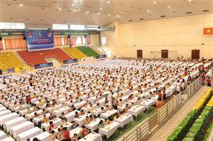 08.05.2011 - Kỳ thi cấp chứng chỉ Quốc tế UCMAS lần thứ 3