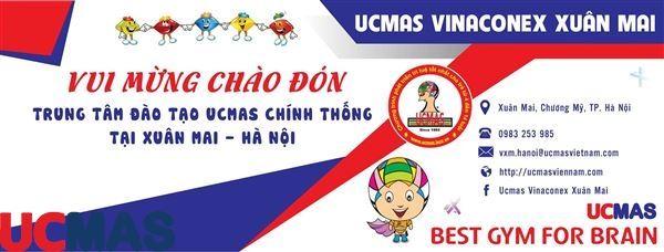 Tin vui tháng 8! Chào mừng trung tâm mới gia nhập hệ thống: UCMAS Vinaconex Xuân Mai