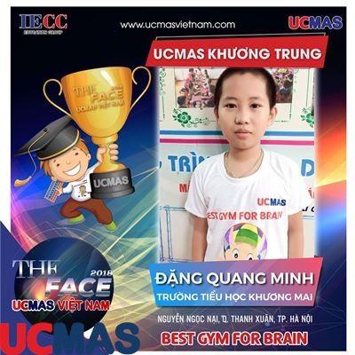 Đặng Quang Minh - Trường Tiểu học Khương Mai - UCMAS Khương Trung