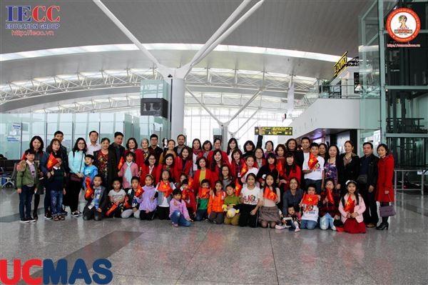 Hành trình cuộc thi học sinh giỏi quốc tế UCMAS 2017