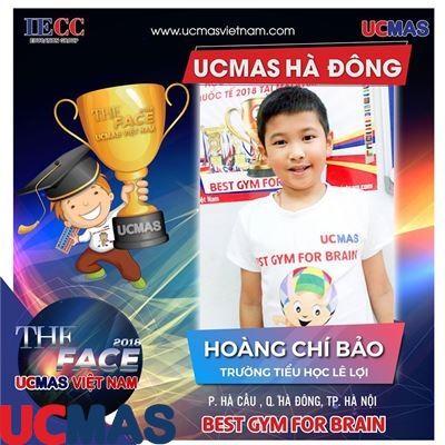 Hoàng Chí Bảo - Trường Tiểu học Lê Lợi - UCMAS Hà Đông
