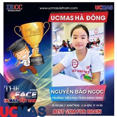 Nguyễn Bảo Ngọc - Trường Tiểu học Trần Đăng Ninh - UCMAS Hà Đông