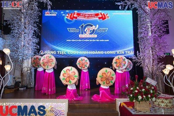 Lễ Kỉ Niệm 10 năm UCMAS Đà Nẵng