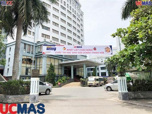 Cuộc thi Học Sinh Giỏi UCMAS TT Lam Sơn - Thanh Hóa ngày 16/06/2019