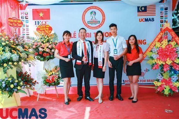 Khai trương trung tâm UCMAS Tôn Thất Tùng - Tuyên Quang ngày 06/11/2018