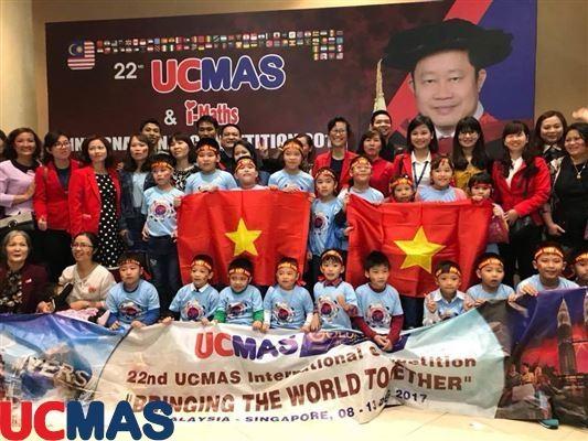 Thông báo về cuộc thi học sinh giỏi quốc tế lần thứ 22 tại bali - indonesia